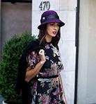 Шляпа BETMAR арт. B1798H CASSAT (фиолетовый)